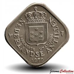 ANTILLES NEERLANDAISES - PIECE de 5 Cents - 1979