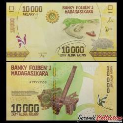 MADAGASCAR - Billet de 10000 ARIARY - 2017