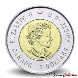 CANADA - PIECE de 2 DOLLARS - Attends-moi papa ! - 2014