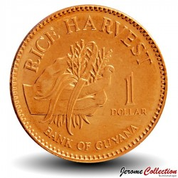 GUYANA - PIECE de 1 Dollar - 2008