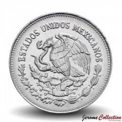 MEXIQUE - PIECE de 200 Pesos - 75 ans de l'anniversaire de la révolution - 1985