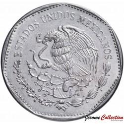 MEXIQUE - PIECE de 5 Pesos - Quetzalcóatl - 1981