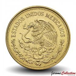 MEXIQUE - PIECE de 100 Pesos - Venustiano Carranza Garza - 1987