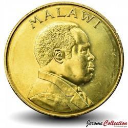 MALAWI - PIECE de 1 Kwacha - Pygargue vocifer - 1996