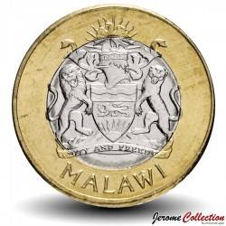 MALAWI - PIECE de 10 Kwacha - Récolte - 2006
