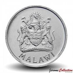 MALAWI - PIECE de 5 Tambala - Héron - 1995