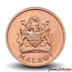MALAWI - PIECE de 1 Tambala - Tilapia du Nil - 1995