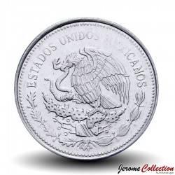 MEXIQUE - PIECE de 1 Peso - José María Morelos y Pavón - 1984