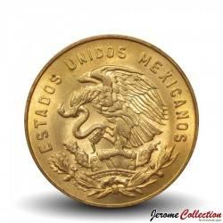 MEXIQUE - PIECE de 20 Pesos - Guadalupe Victoria - 1985