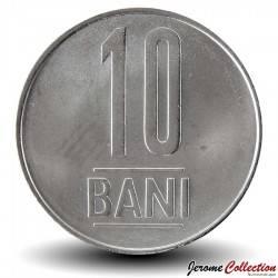 ROUMANIE - PIECE de 10 Bani - 2019 Km#new