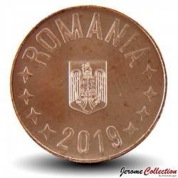 ROUMANIE - PIECE de 5 Bani - 2019