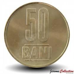 ROUMANIE - PIECE de 50 Bani - 2019 Km#new