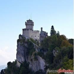 SAINT-MARIN - PIECE de 1 Euro - Tour de Cesta - 2019