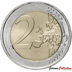PORTUGAL - PIECE de 2 Euro - Découverte du Timor - 2015