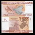 Territoires Français du Pacifique - Billet de 1000 Francs - 2018 P6b