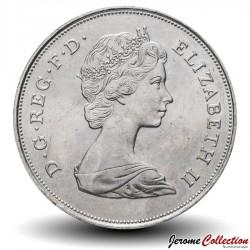 ROYAUME-UNI - PIECE de 25 Pence - 80 ans de la reine mère - 1980