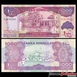 SOMALILAND - Billet de 1000 Shillings - 2014