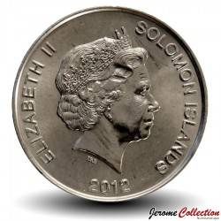 SALOMON - PIECE de 10 Cents - 2012