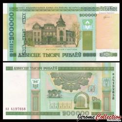 BIÉLORUSSIE - Billet de 200000 Roubles - 2000 P36a