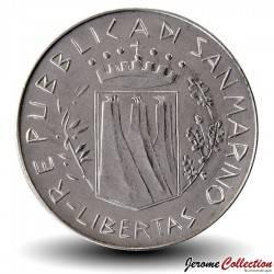 SAINT-MARIN - PIECE de 100 Lires - 1981