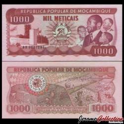 MOZAMBIQUE - Billet de 1000 Meticais - 1983