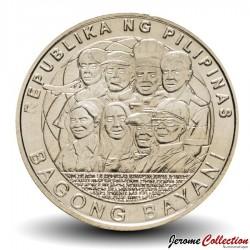PHILIPPINES - PIECE de 5 Piso - Travailleur d'outre-mer - 2014